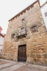 palacio de los marqueses del carpio de córdoba