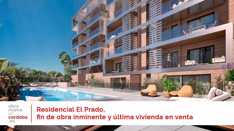 Residencial El Prado - obra nueva en Córdoba