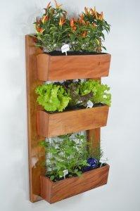 jardín vertical decoración - obra nueva en cordoba