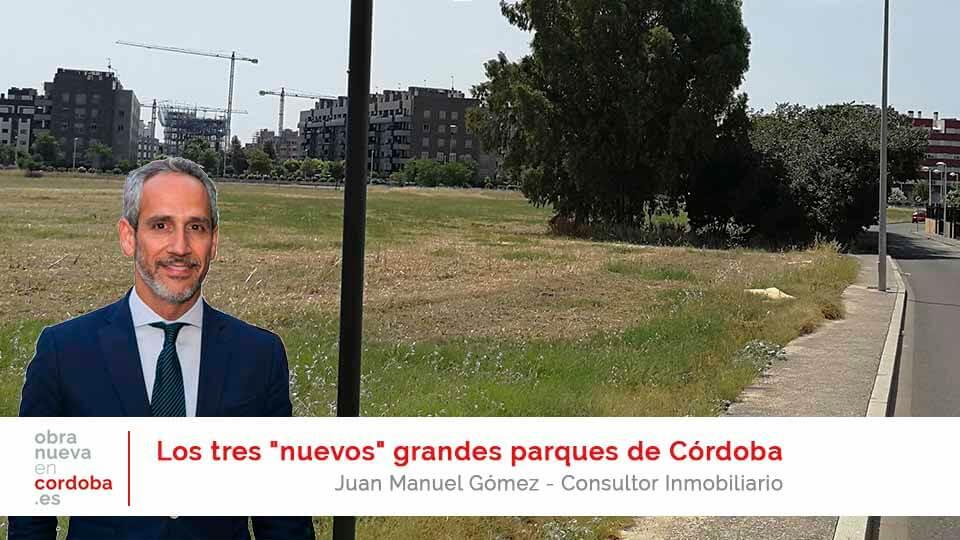 parques de Córdoba - obra nueva en Córdoba