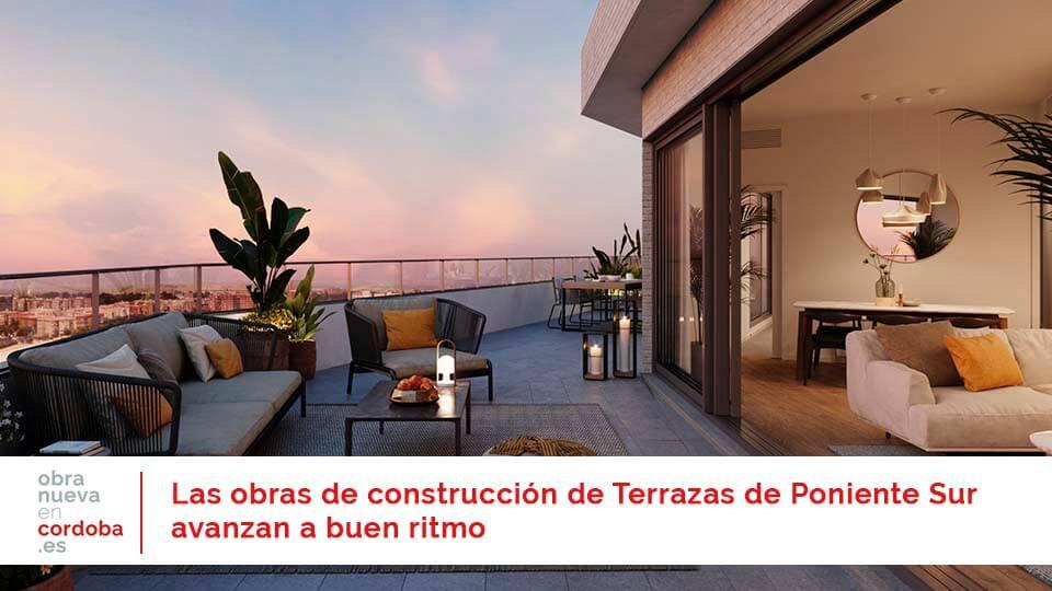 Terrazas de Poniente Sur - obra nueva en Córdoba