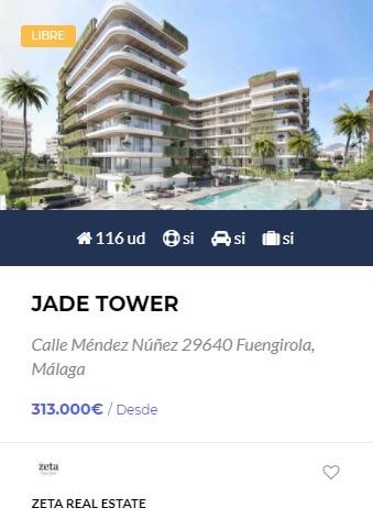 Jade Tower - obranuevaencordoba