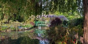 Giverny, jardín Monet- obra nueva en cordoba