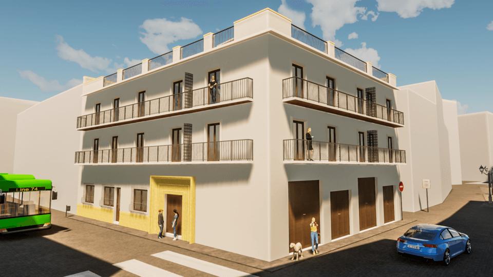 actualidad octubre 2020 - obra nueva en Córdoba