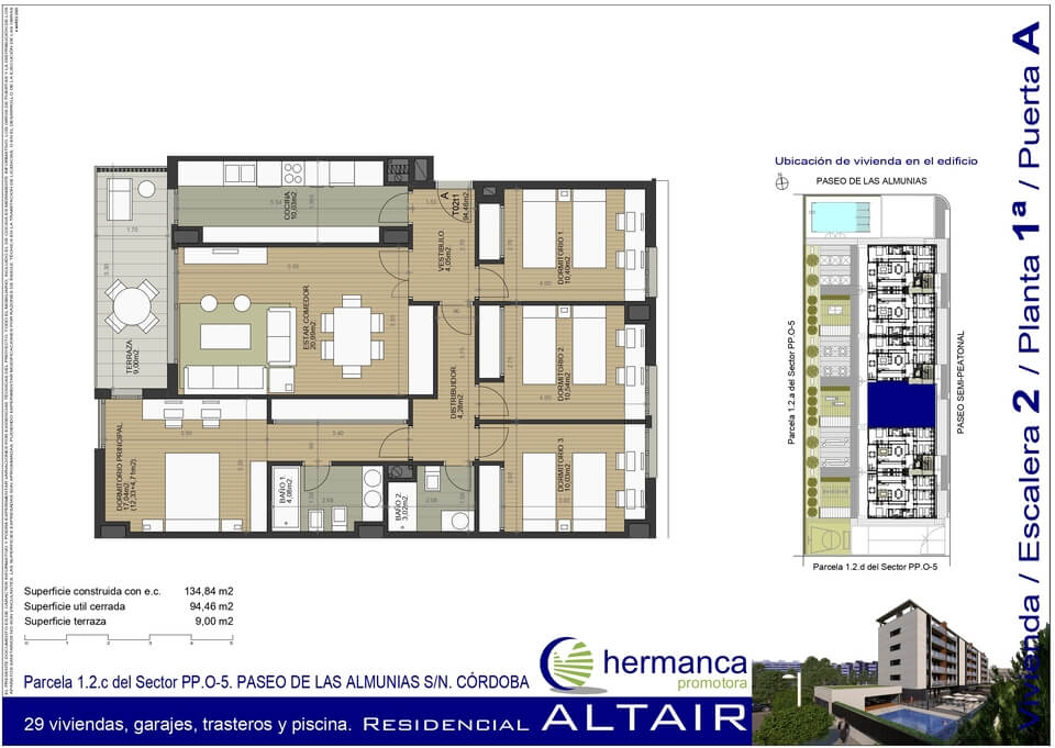 residencial Altair