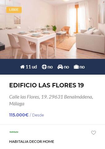Edificio Las Flores - obranuevaencordoba