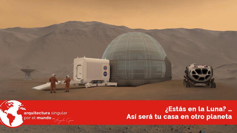 tu casa en otro planeta
