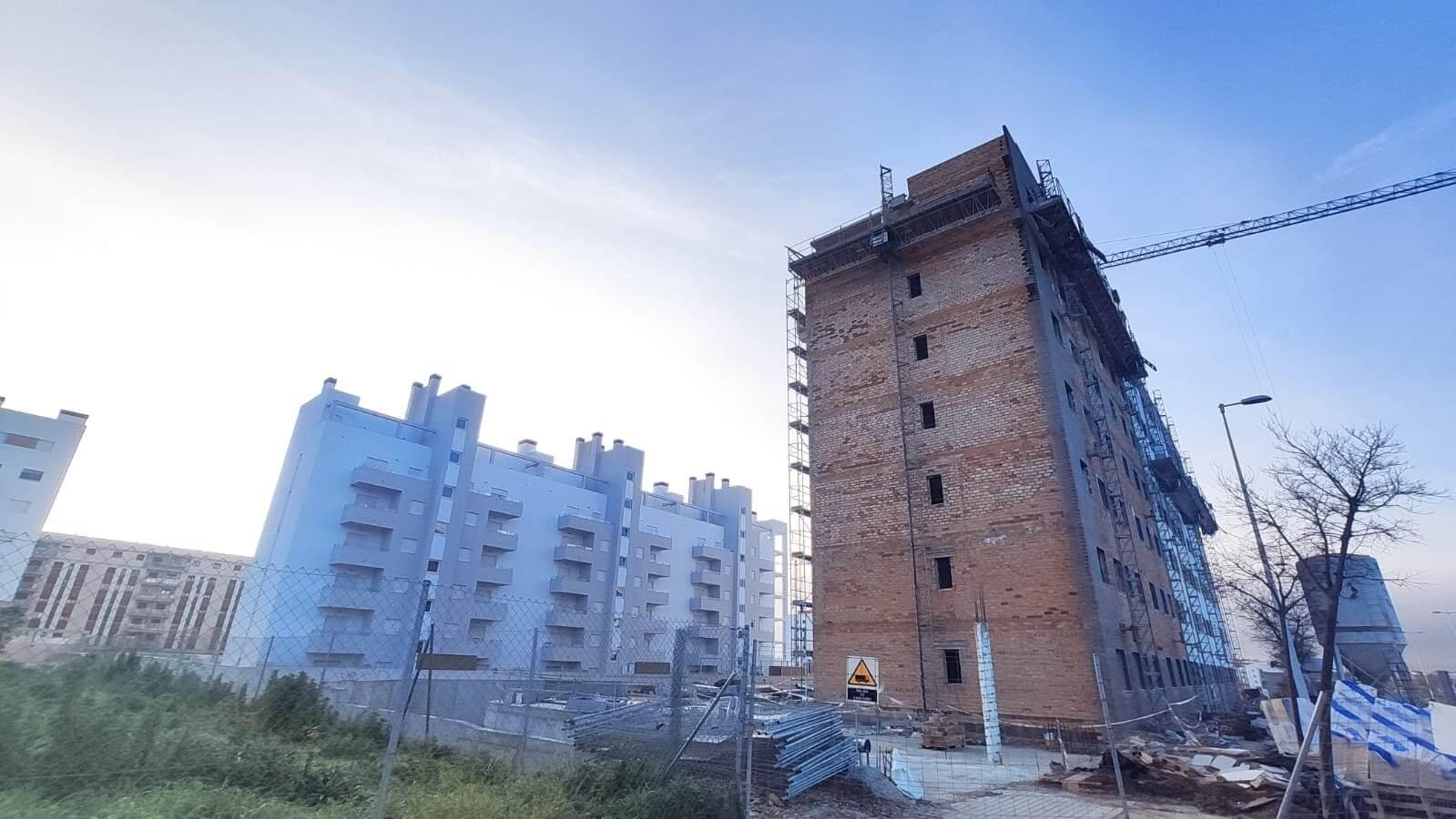 VPO 2021 - obra nueva en Córdoba