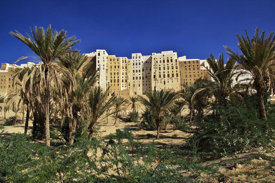casas torre de yemen shibam