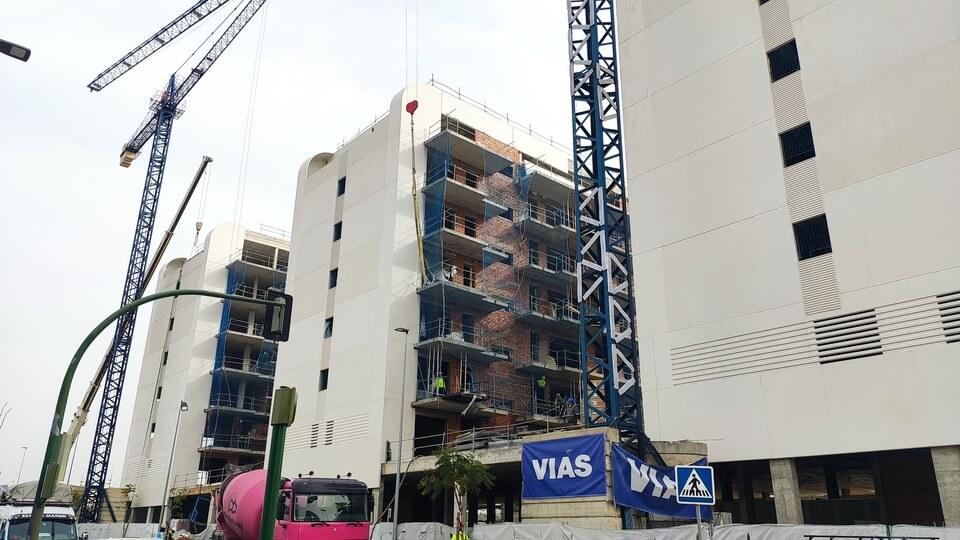 Actualidad Febrero 2021 - obra nueva en Córdoba