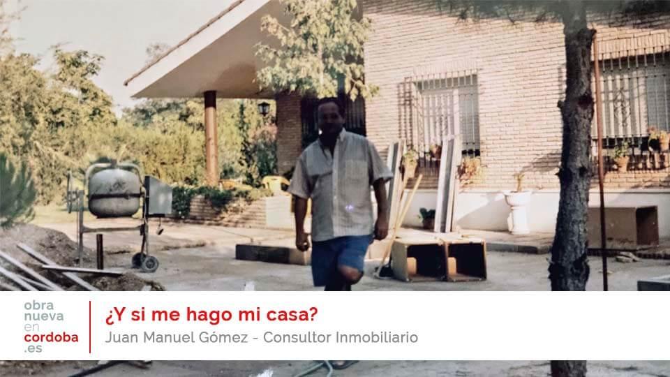 me hago mi casa - obra nueva en Córdoba