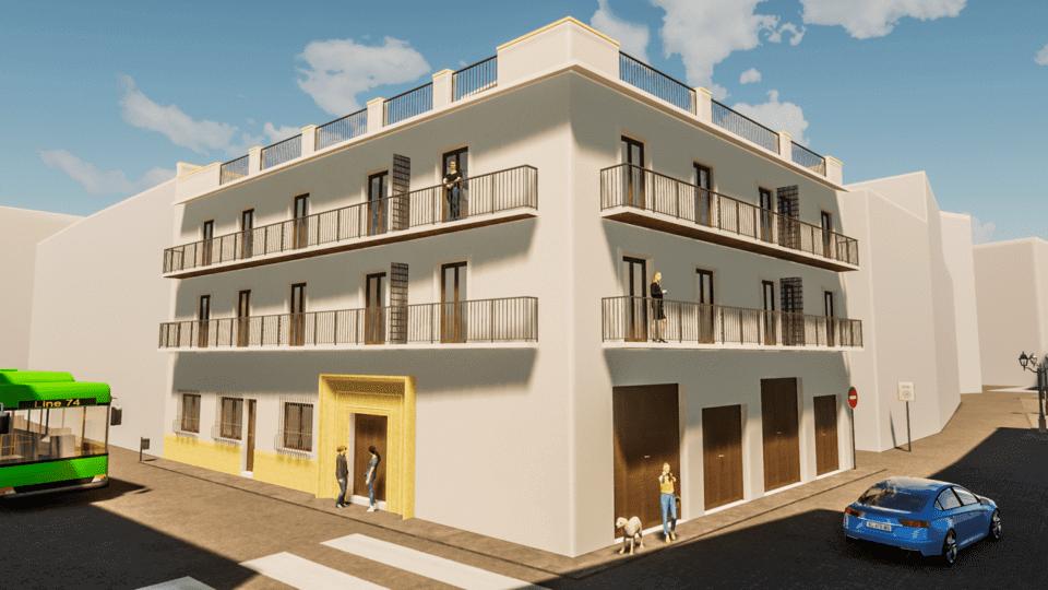 noticias Abril 2021 - obra nueva en Córdoba
