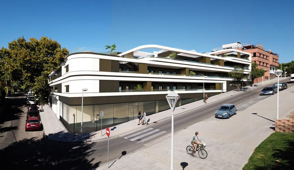 Edificio Lasca - obra nueva en cordoba