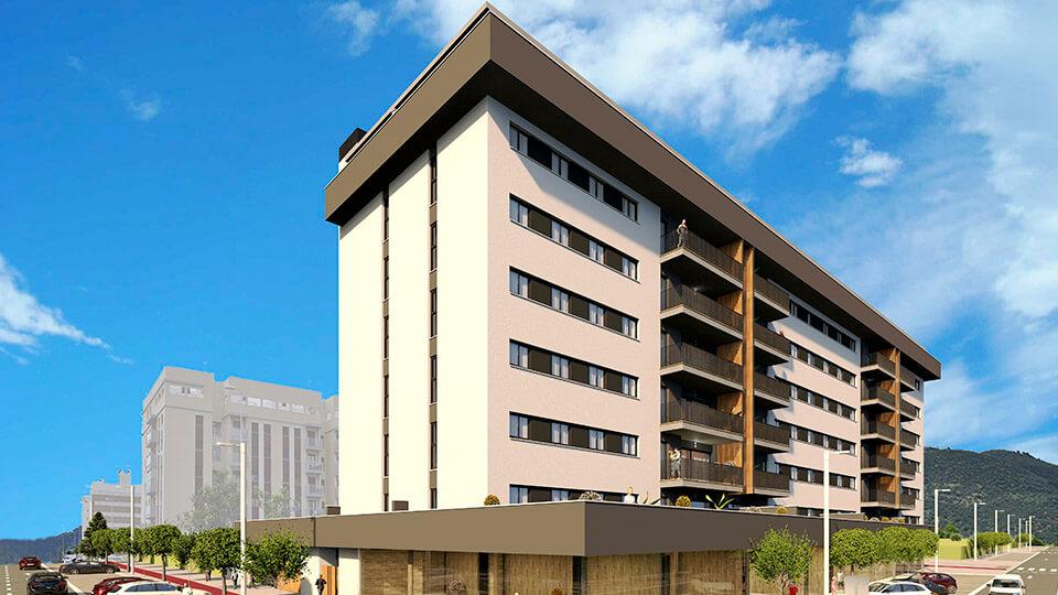 Residencial Los Nogales - obranuevaencordoba