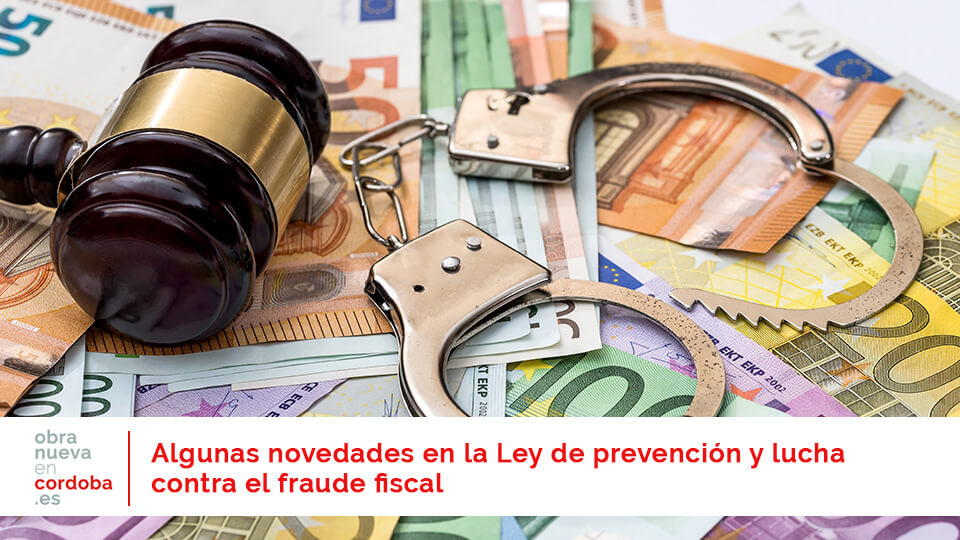 Ley fraude fiscal - obranuevaencordoba
