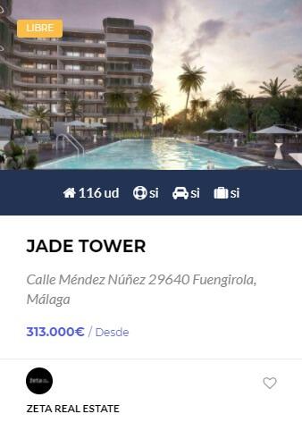 Jade Tower - obranuevaenmalaga