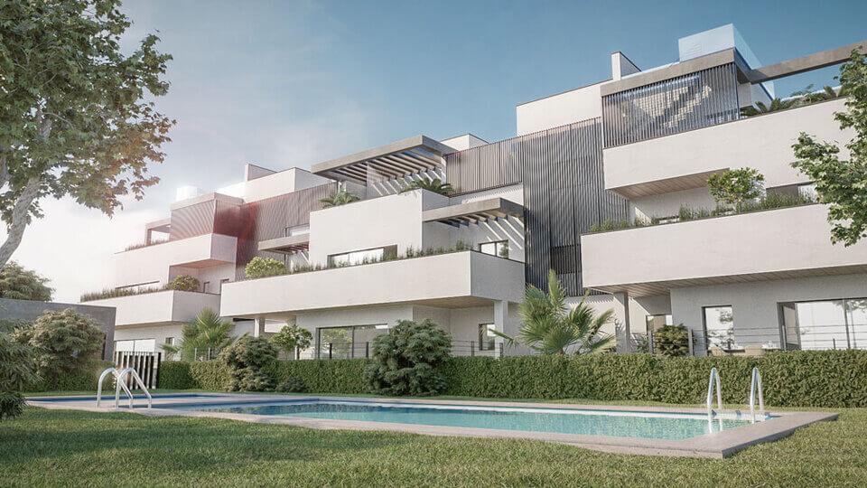 Luxury Homes Arruzafa - obra nueva en Córdoba