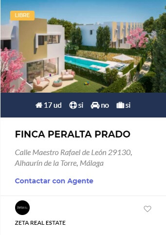 Finca Peralta Prado - obranuevaenmalaga